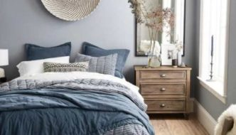 Blue Bedrooms for Better Sleep!